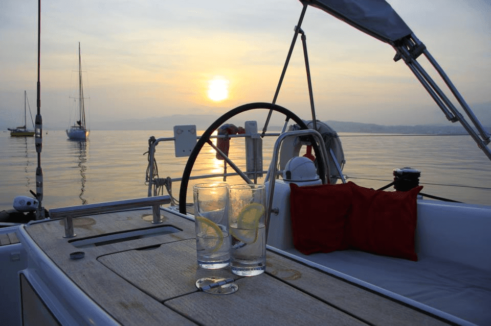 Cruising with Escape Yachting Lymington