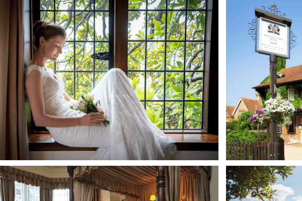 Wedding special offer at Montagu Arms Hotel