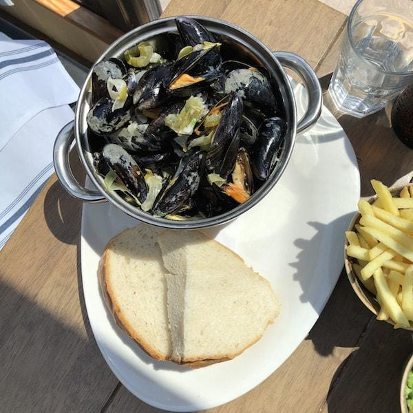 The Haven Moules - starter size