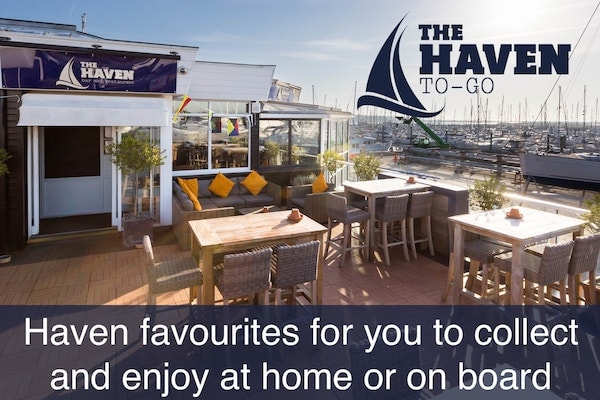 Enjoy The Haven at home!