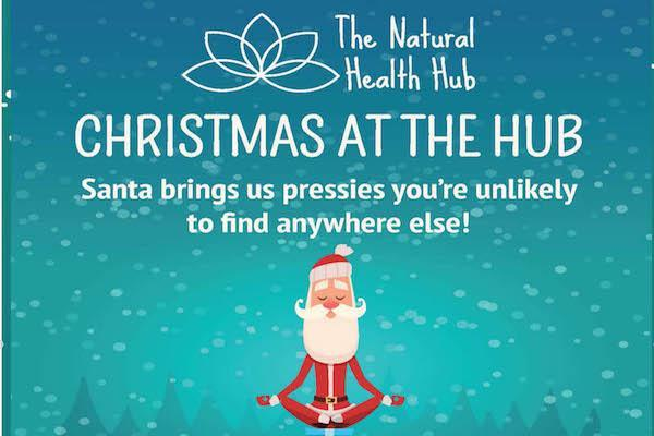 A Natural Merry Christmas from The Hub in Lymington
