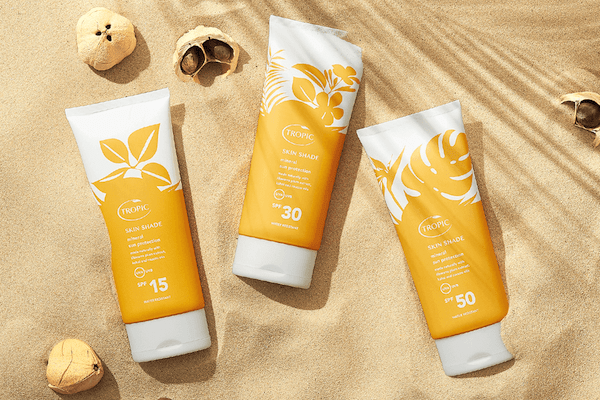 Tropic Suncare from The Natural Health Hub Lymington