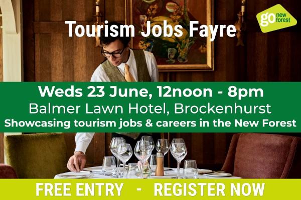 Tourism jobs fayre