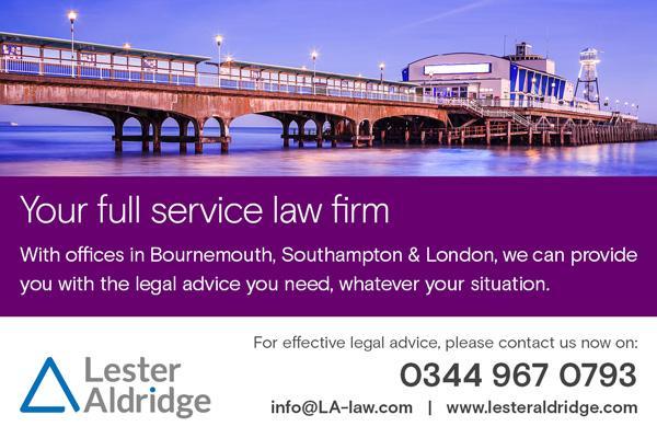 Lester Aldridge full service law firm