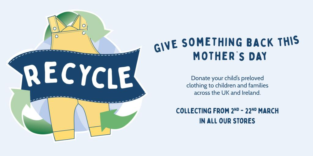 JJMB recycling project this Mother's Day