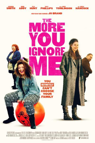 The More You Ignore Me by Jo Brand directed by Keith English of Lymington New Forest