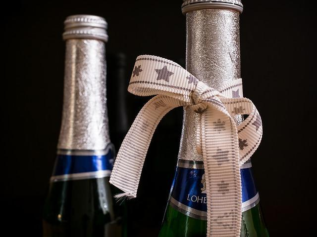 champagne gift