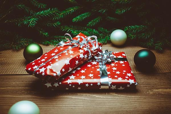 Christmas gifts to employees