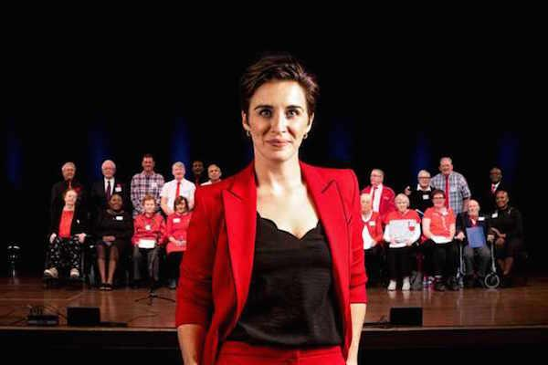 Our Dementia Choir with Vicky McClure BBC