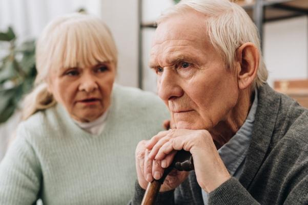 People suffer from the crisis in health and social care