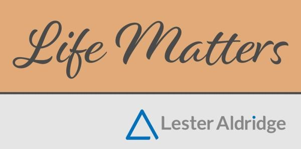 Life Matters from Lester Aldridge Solicitors - logo