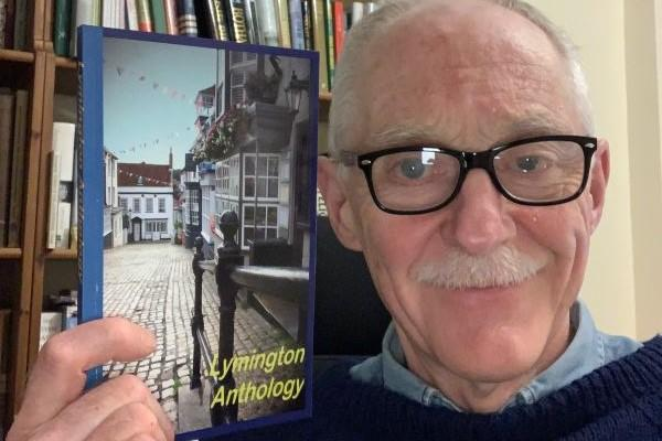 editor with Lymington Anthology