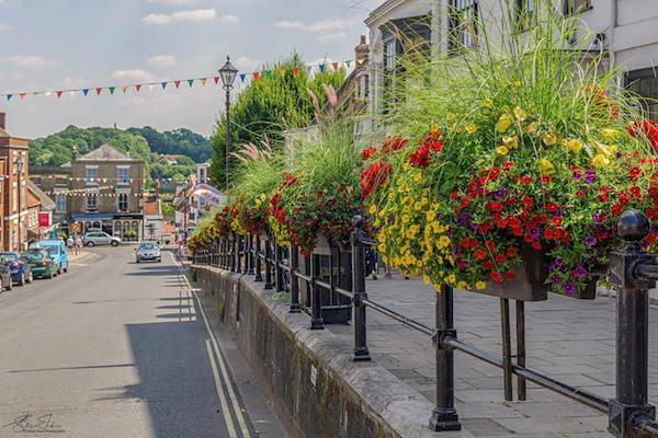 Take part in Lymington and Pennington Flower Festival 2019