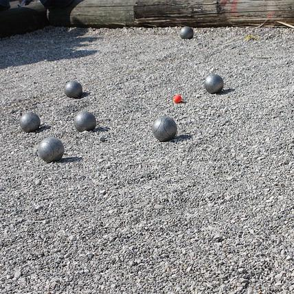 petanque every Tuesday in Lymington