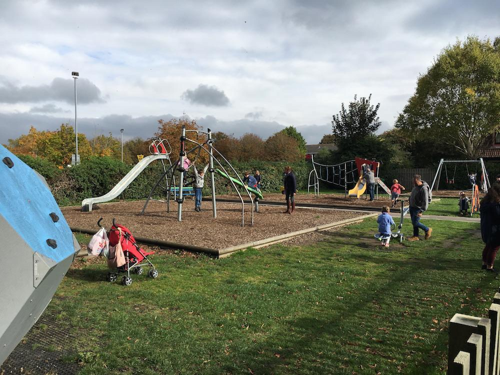 Barfields playground in Lymington