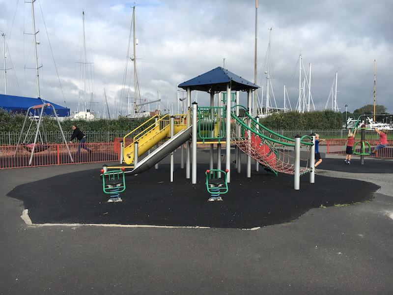 Bath Road play area Lymington