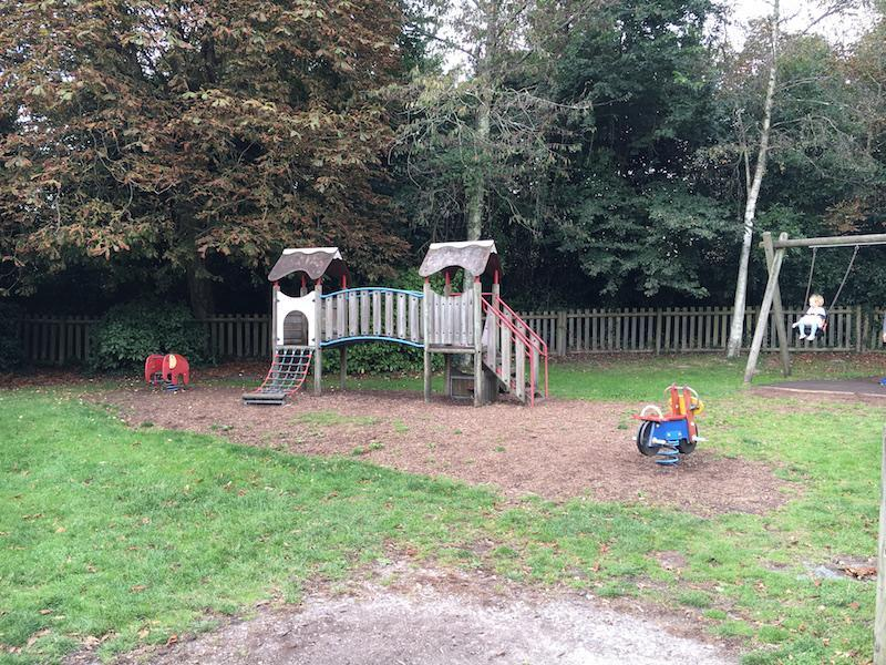 Woodside Gardens play area Lymington