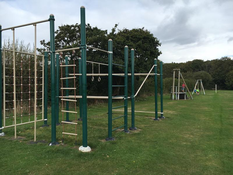 Everton Rec play area