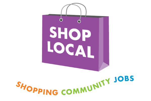 Shop local shopping community jobs