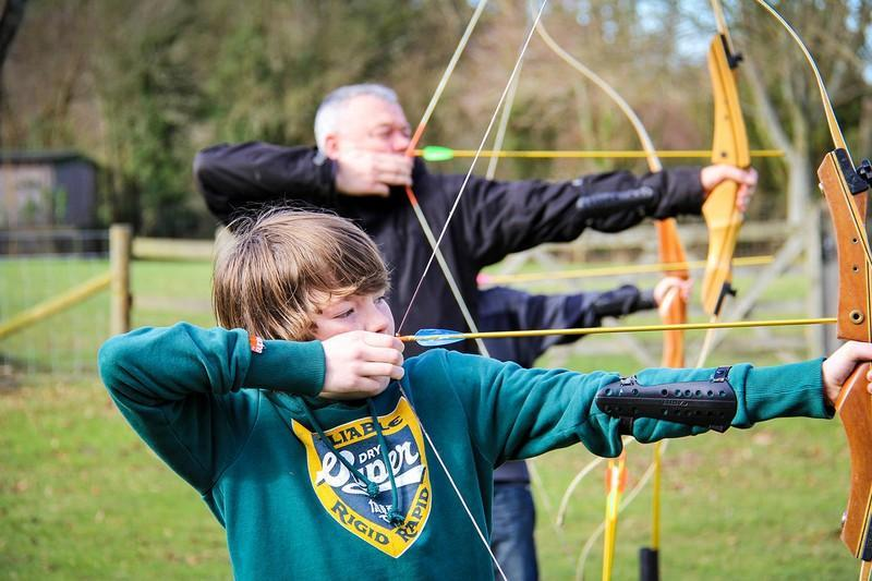 New Forest Activities Archery