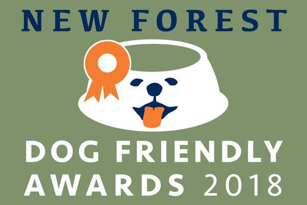New Forest Dog Friendly Awards logo