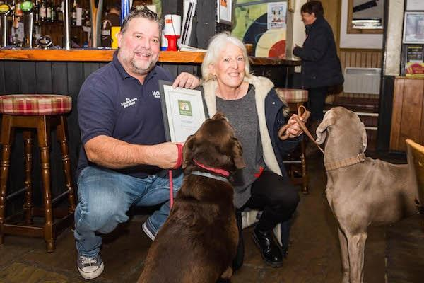The Turfcutters Arms New Forest Dog Friendly Pub 2018