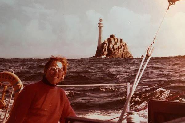 Assent round the Fastnet Rock 1979