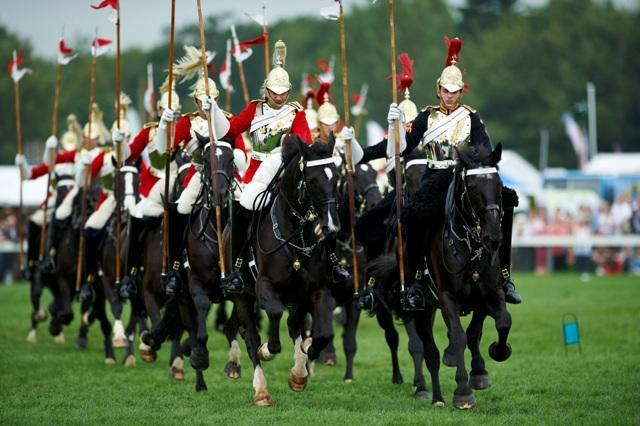 new forest show household cavalry