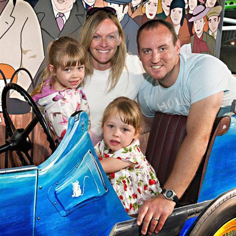 Fun days out at Beaulieu National Motor Museum