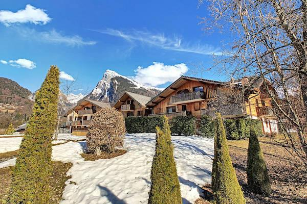 Self catering alpine apartment for private rental Samoëns, France