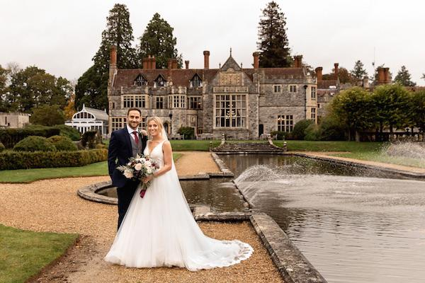 Fairytale weddings in the New Forest at Rhinefield House