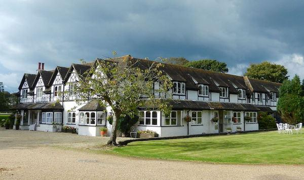 South Lawn Hotel in Milford on Sea near Lymington