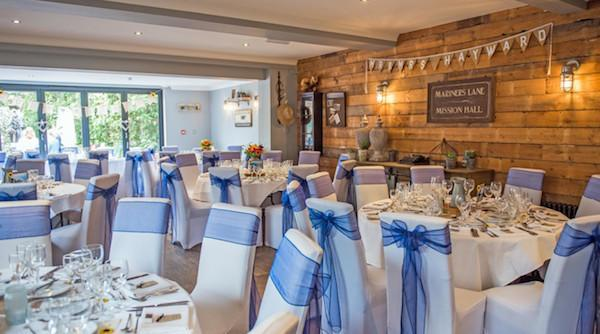 Stanwell House Hotel wedding lymington