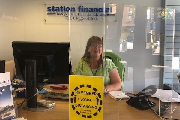 The new normal at Station Financial