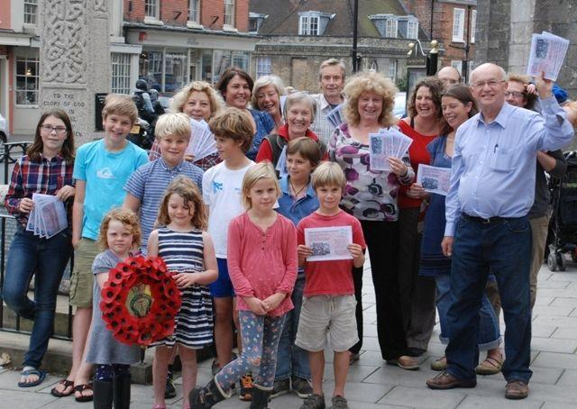 transition lymington Poppy Seeds to Lymington residents