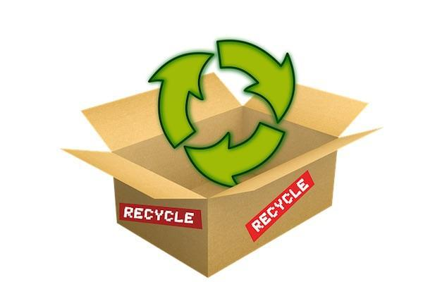 Recycle in Lymington