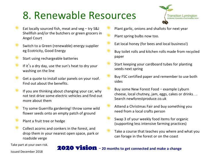 Transition 2020 December Renewable Resources