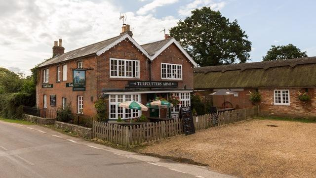 turfcutters arms east boldre new forest