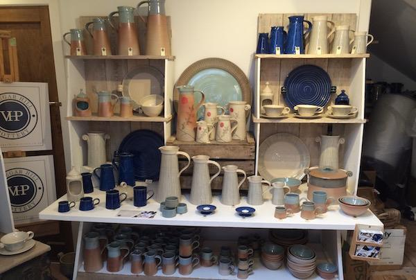 Vinegar Hill Pottery by Dave Rogers