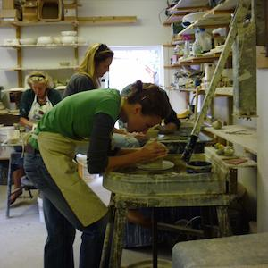 Vinegar Hill Pottery courses Milford on Sea