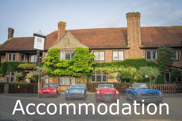 Accommodation in the New Forest