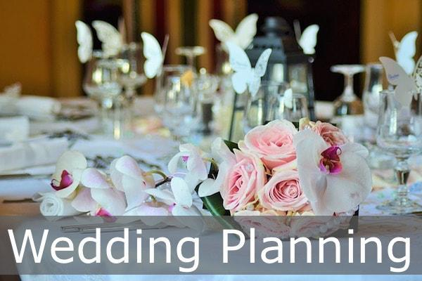 Wedding Planning in the New Forest