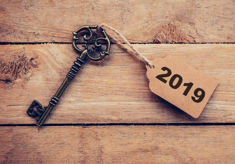 planning your new year resolutions for 2019