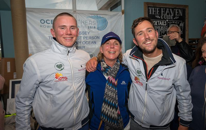 Photo: Adam Lynk - Ocean Brothers with Mum Alex Massey
