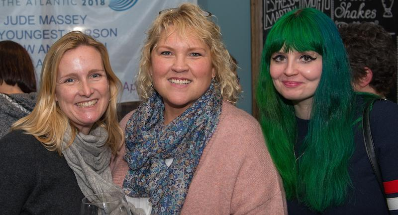 Photo: Adam Lynk Homecoming organisers Tanya Baddeley Laura Overton and Lisa Bickerstaffe
