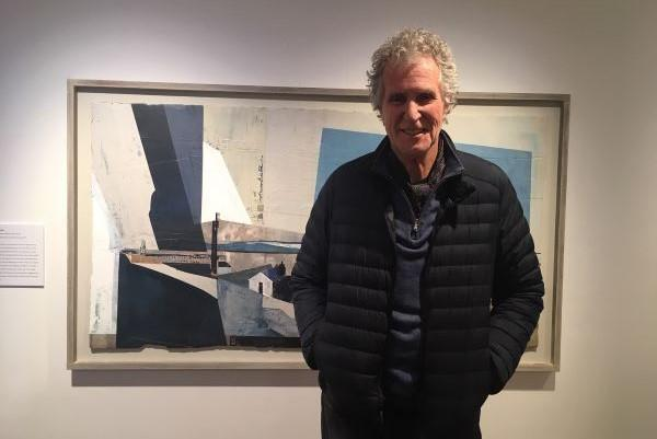 John Illsley supporting the St Barbe Reaching Further campaign