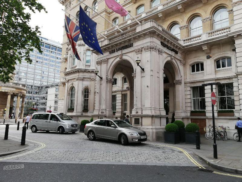 y not private hire takes you wherever you need to go - Langham Hotel Regent St