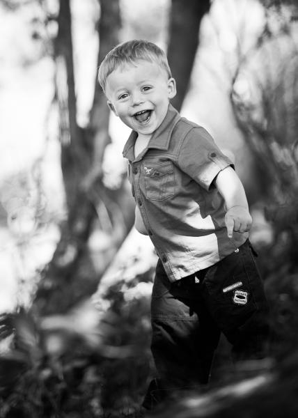 Children's lifestyle portraits in the New Forest