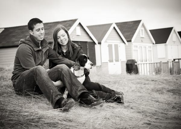 Lifestyle photography at Mudeford, Dorset