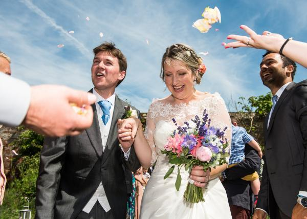 Contemporary wedding photography in Hampshire, Dorset and Sussex